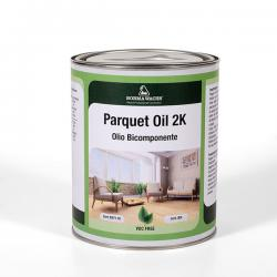 HARDWAX PARQUET OIL 2K - OLIO BICOMPONENTE CEROSO