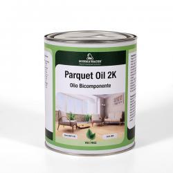 HARDWAX PARQUET OIL 2K - TWO COMPONENTS OIL