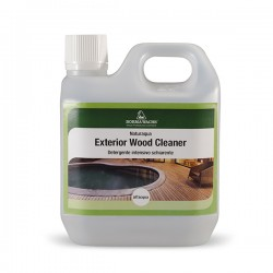 NATURAQUA EXTERIOR WOOD CLEANER