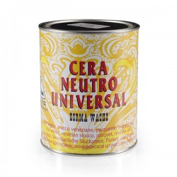 UNIVERSAL NEUTRAL WAX - FOR PARQUET, MARBLE?
