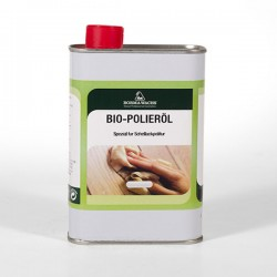 BIO-POLIERÖL - Special Lubricating Oil for Buffing