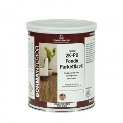 TWO COMPONENTS HIGH PERFORMING BASECOAT - 2K-PU PARKETTLACK BASECOAT