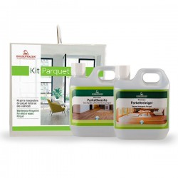 CLEANING AND MAINTENANCE - KIT PARQUET