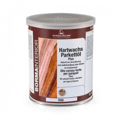 SELF SEALING OIL HARDWAX PARQUET OIL PLUS