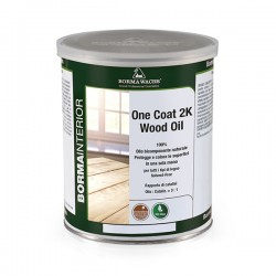 ONE COAT 2K WOOD OIL - OLIO BICOMPONENTE