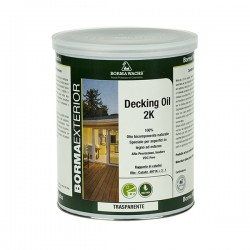 DECKING OIL 2K - TWO COMPONENTS OIL
