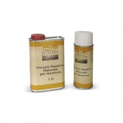 NATURAL FIXING LACQUER - Glossy