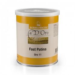 GILDING FAST PATINA