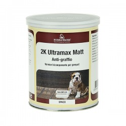 ULTRAMAX MATT 2K -TWO COMPONENTS HIGH PERFORMING LACQUER - ANTI...