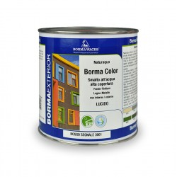 HIGH COVERAGE WATERBASED ENAMEL BORMA COLOR