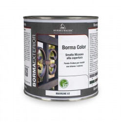 IRON-MICACEOUS ENAMEL BORMA COLOR