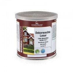 DEKORWACHS LASUR SOLID - SOLID COLOR FULL COVERING FINISH