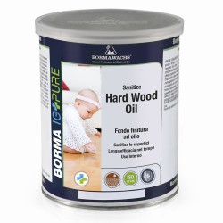 IG PURE HARD WOOD OIL
