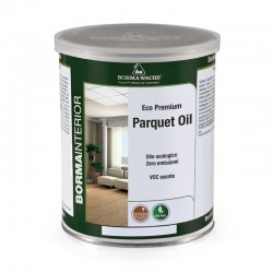 ECO PREMIUM PARQUET OIL - SELF-SEALING OIL, VOC FREE