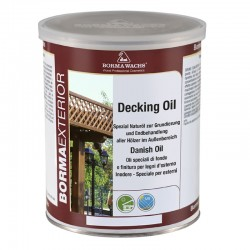 DANISH OIL - DECKING OIL HD