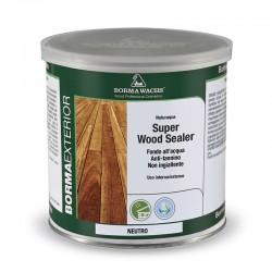 NATURAQUA SUPER WOOD SEALER - ISOLANTE ANTITANNINO