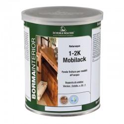 NATURAQUA MOBILACK 1-2K - Waterbased Lacquer for Furniture