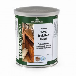 1-2K INVISIBLE TOUCH - WATERBASED LACQUER FOR FURNITURE