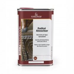 RADIKAL ABWACHSER - INTENSIVE WAX REMOVER FOR WOOD