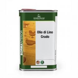 OLIO DI LINO CRUDO 100% NATURALE VOC FREE ZERO EMISSIONI
