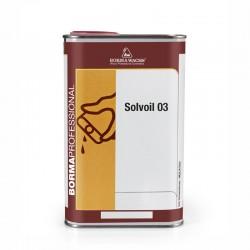 SOLVOIL 03 - SOLVENTE PER OLI A RAPIDA ESSICCAZIONE