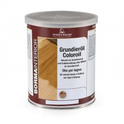 OIL STAIN GRUNDIEROIL COLOROIL