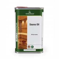 SAUNA OIL - OLIO PER SAUNE