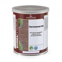 THERMOWOOD OIL - FINISHES FOR THERMO-TREATED WOOD