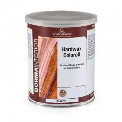 HARDWAX COLOROIL - FONDO-FINITURA AD OLIO, A BASSO INGIALLIMENTO