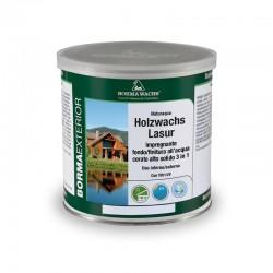 NATURAQUA HOLZWACHS LASUR 3IN1 - Oil-Wax Based Finish